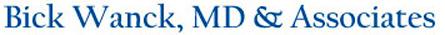 Bick Wanck, MD & Associates Retina Logo